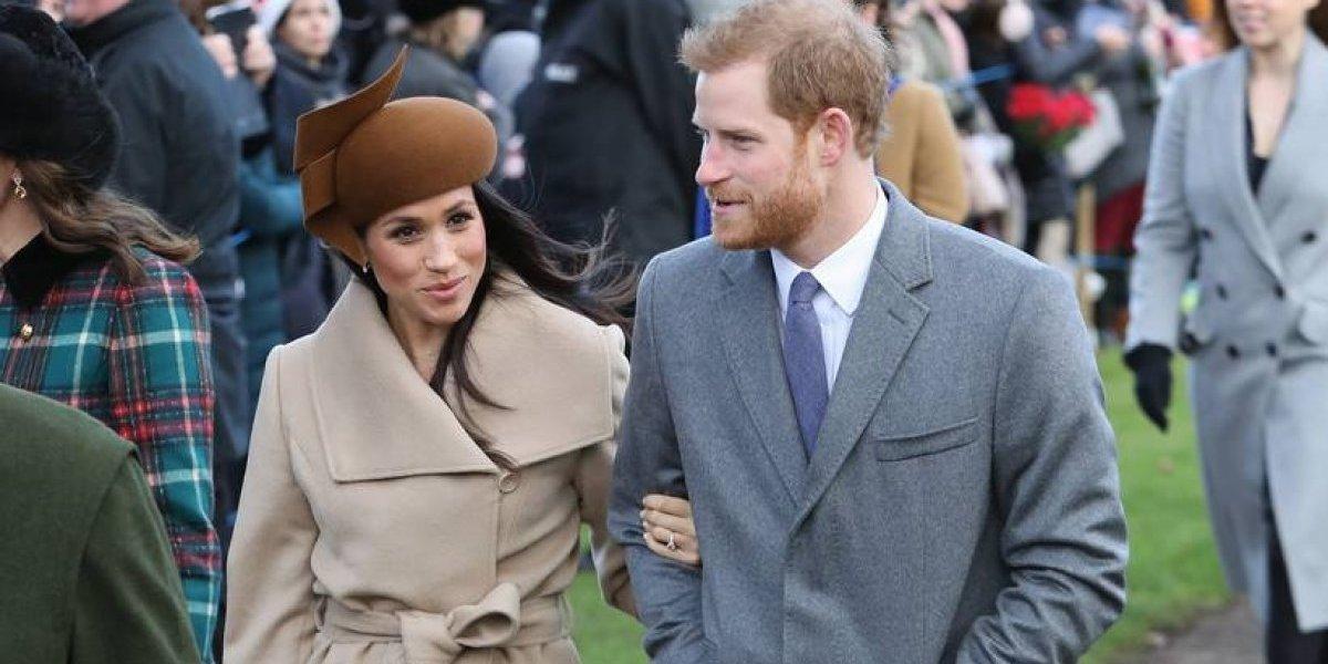 Príncipe Harry revela como foi seu primeiro Natal com Meghan Markle