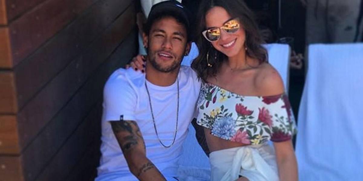 Despedida de Bruna Marquezine e Neymar emociona internautas
