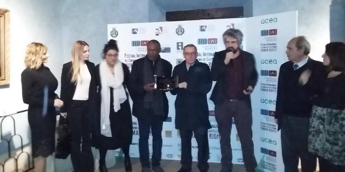 """Premian película Dominicana """"Mañana no te Olvides"""" en el Festival de Internacional de Cine de Los Castillo Romanos"""
