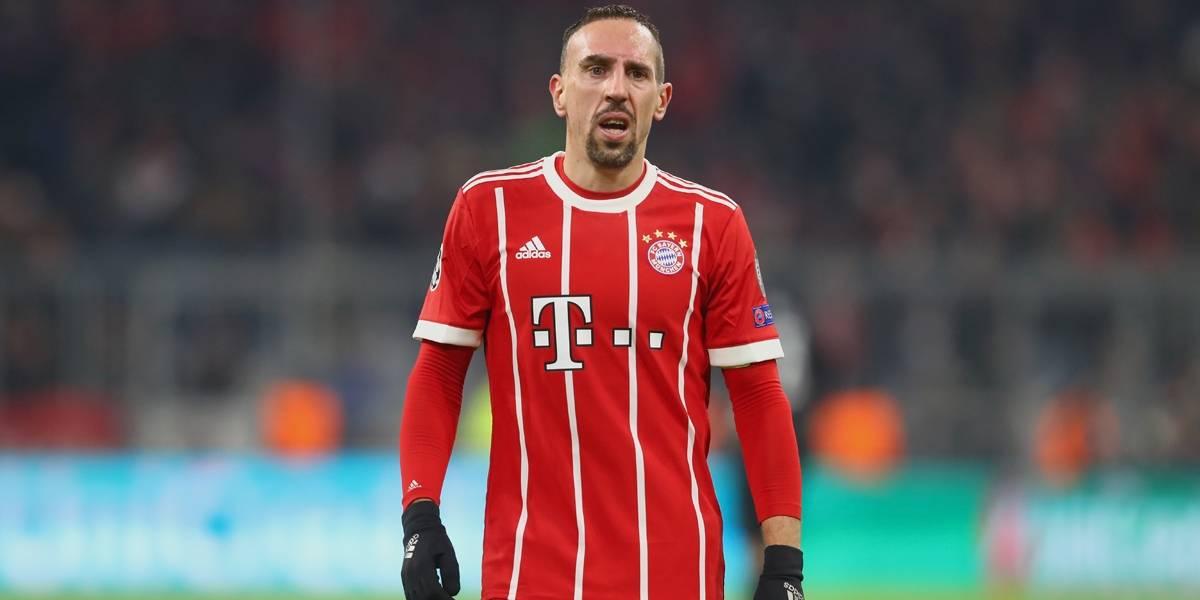 Ribéry fala sobre sua infância dura e da cicatriz que marcou sua vida