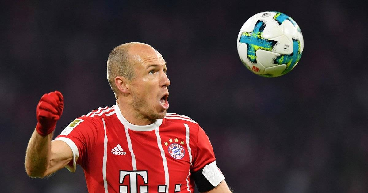 Robben (atacante) - Bayern de Munique Widmann/Bongarts/Getty Images