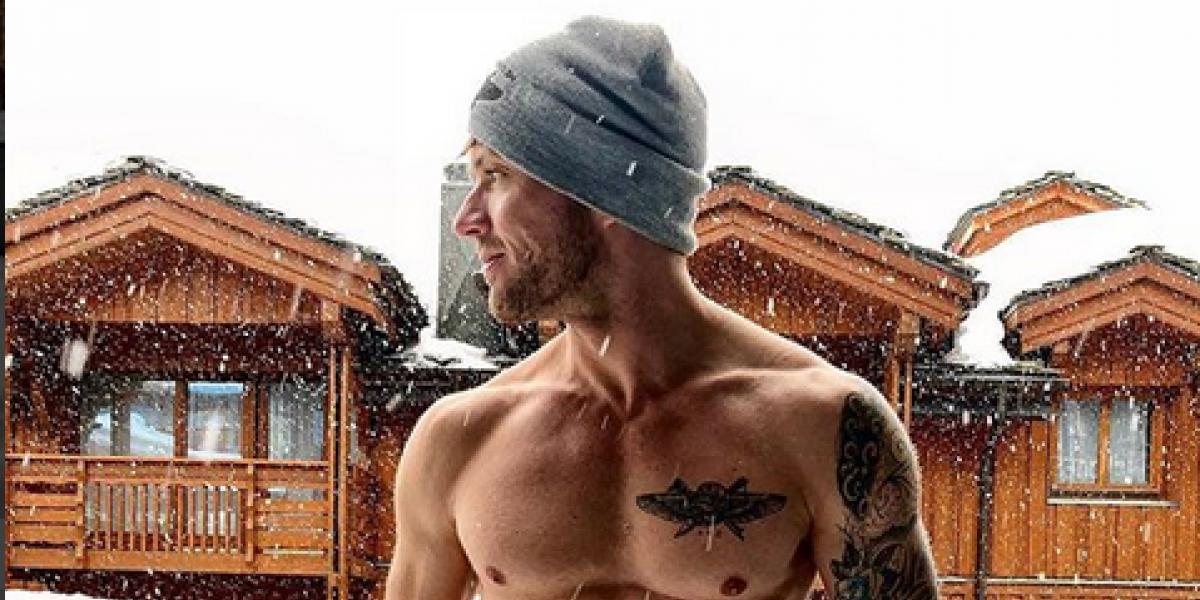FOTOS: Famosos que elevan la temperatura en invierno