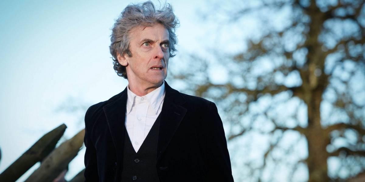 Doctor Who: Peter Capaldi, o 12º Doutor, fala sobre a despedida da série