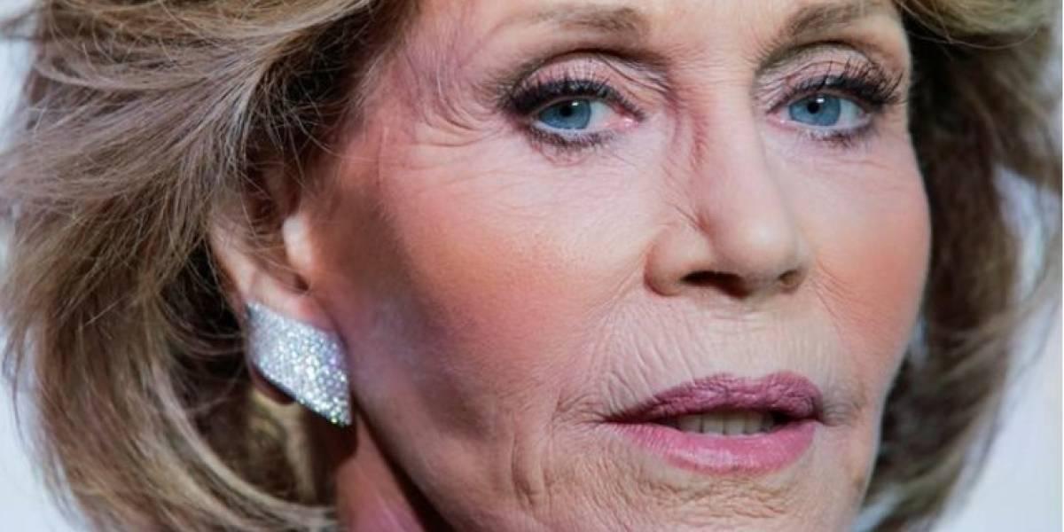Jane Fonda revela que encerrou vida sexual aos 80 anos