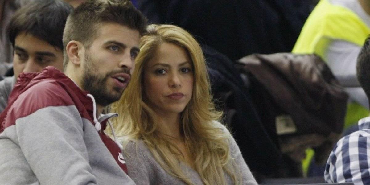 Segundo imprensa espanhola, essa é a mulher por quem Piqué e Shakira discutem