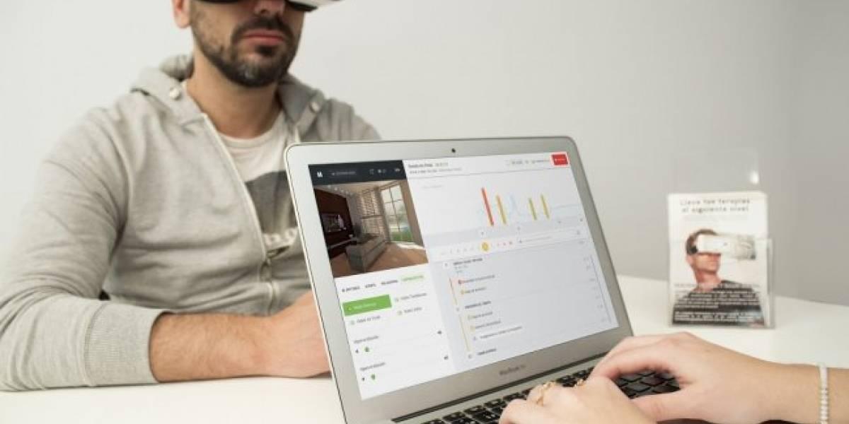 Sistema virtual ayuda a superar fobias