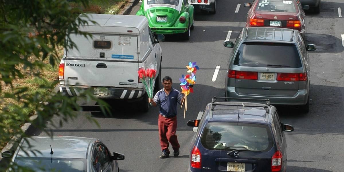 Los trabajos que han surgido por el tráfico en la CDMX