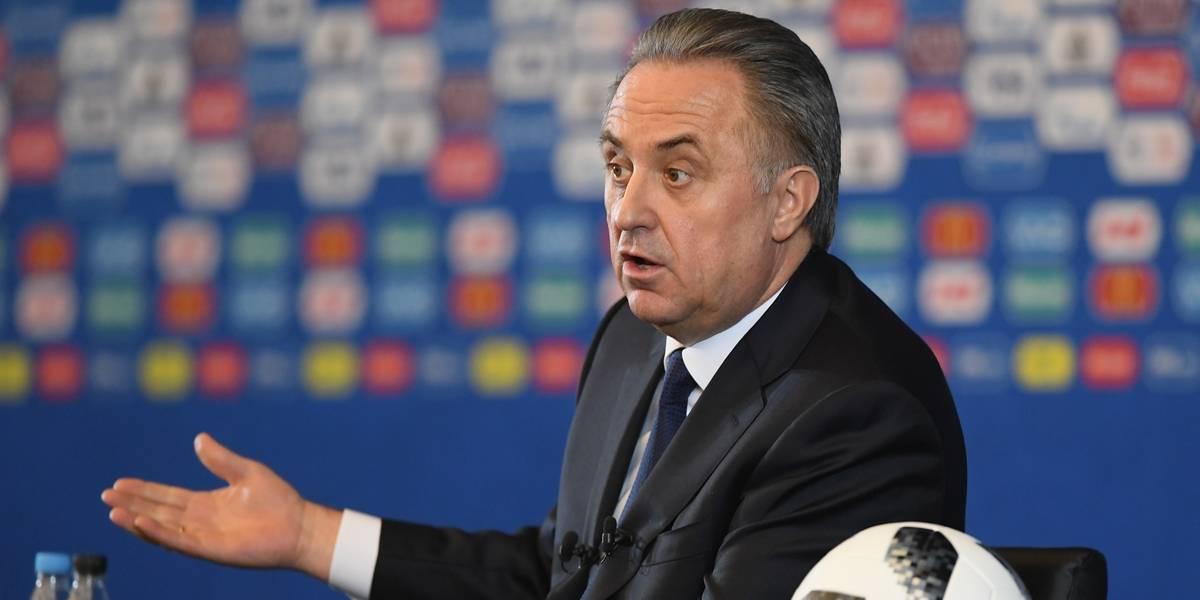 Presidente do Comitê Organizador da Copa de 2018 renuncia