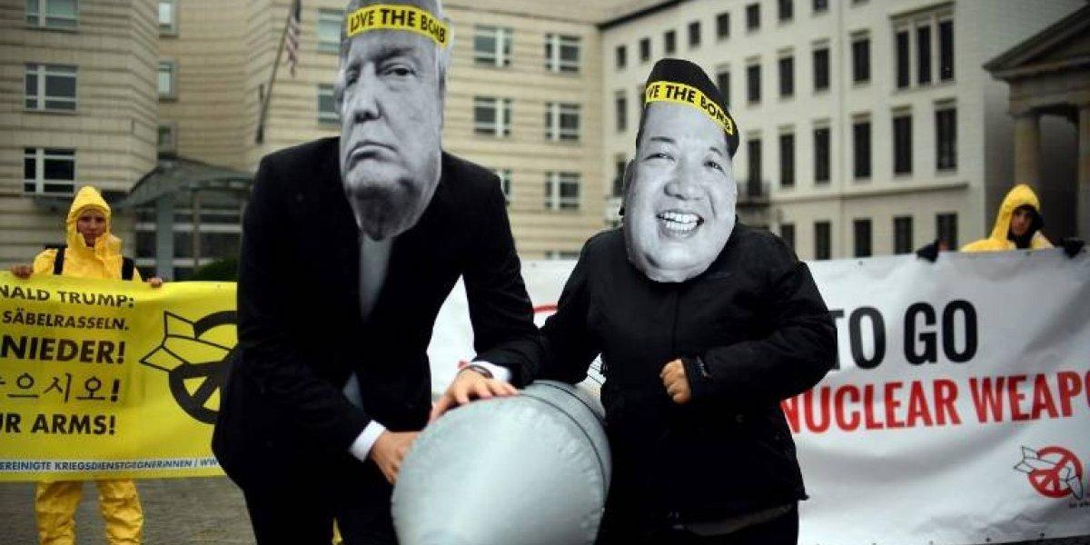 """¿Qué es la """"fase dos"""" con la que Trump amenaza a Corea del Norte si no funcionan las sanciones?"""