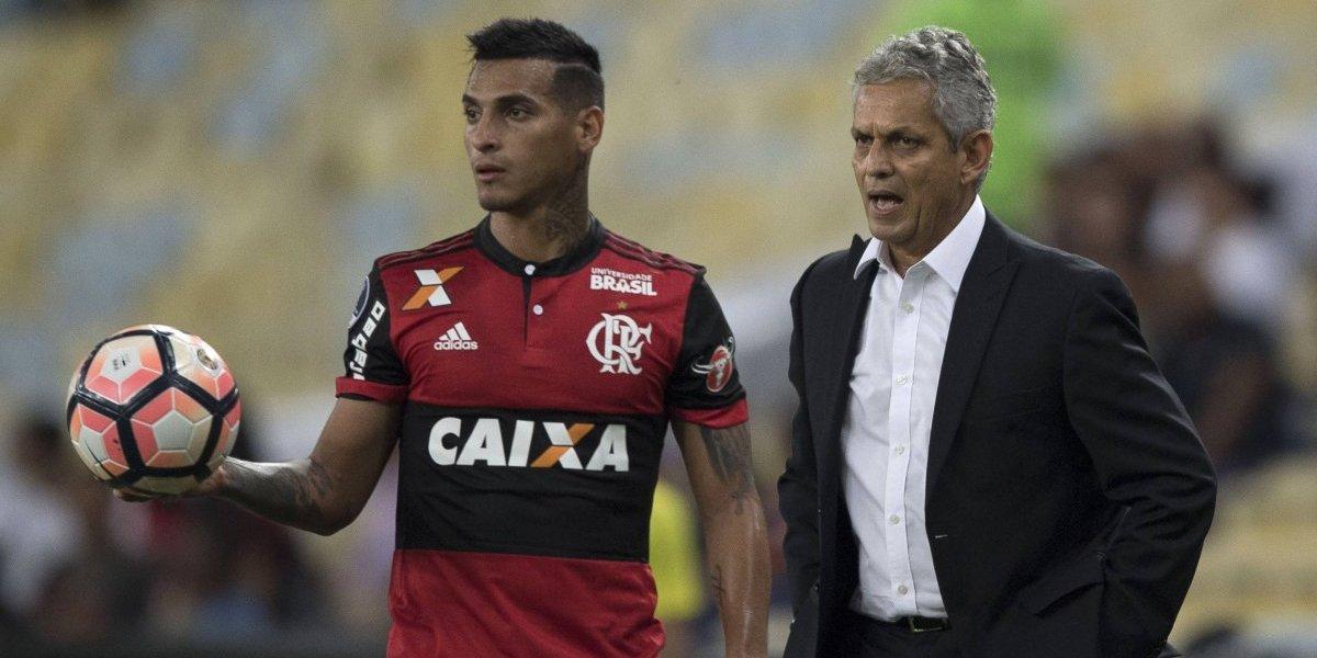 En Flamengo están preocupados por la catástrofe que dejaría la partida de Rueda a Chile