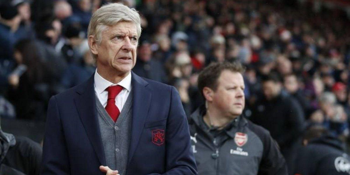 Arsene Wenger escribió una página gigante de la historia en la Premier League