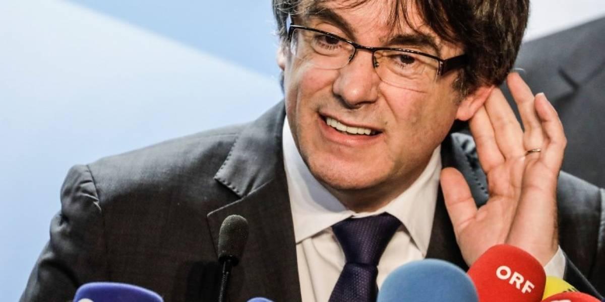 """""""Indelegable y presencial"""": Puigdemont se queda sin opciones para su reelección en Cataluña"""