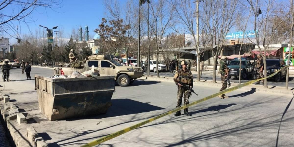 Estado Islámico golpea a Kabul: atentado deja al menos 40 muertos y decenas de heridos