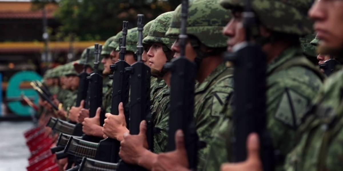 En 11 años de combate al narco, han muerto 530 militares