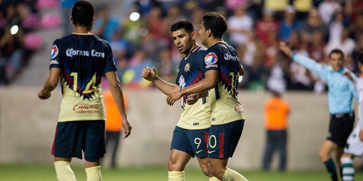América comienza pretemporada con goleada sobre Zacatepec
