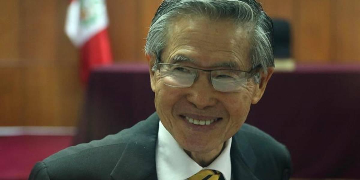 Fujimori debe más de US$ 15 millones en reparación civil al Estado