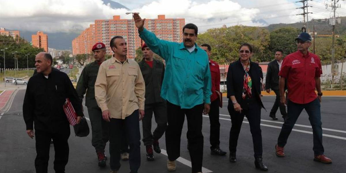 Lo que no pasó en 2017: Maduro no perdió poder, sino que se atornilló en él