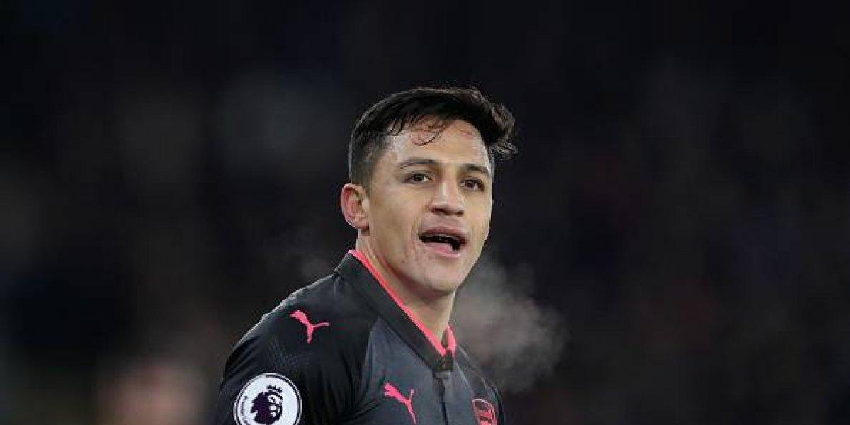 Minuto a minuto: Con doblete de Alexis el Arsenal derrota al Crystal Palace
