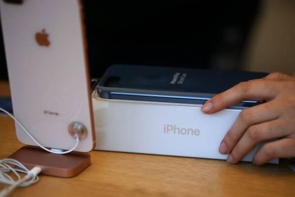Lanzamiento del iPhone