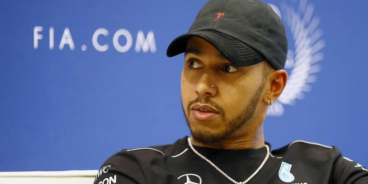 Lewis Hamilton se disculpa por polémico video con su sobrino