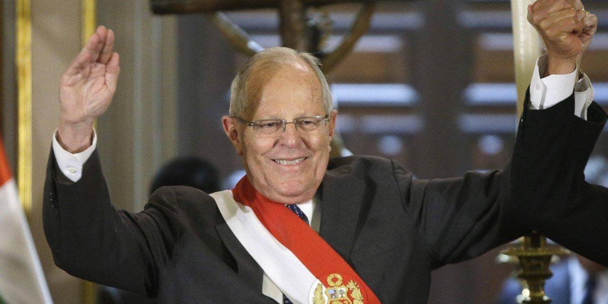 Presidente de Perú fue interrogado durante 4 horas por caso Odebrecht