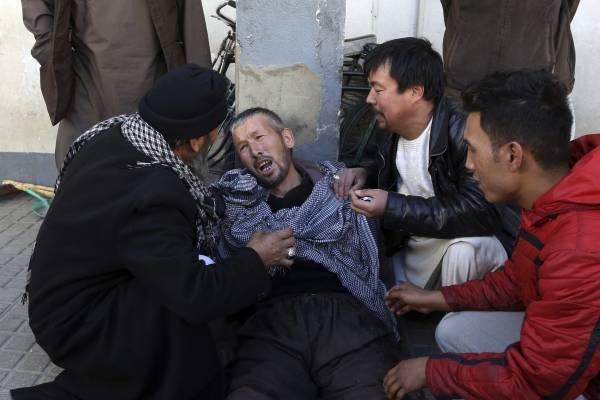 Atentado terrorista en Kabul, Afganistán