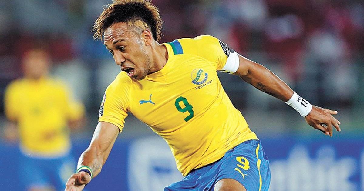 O craque do Gabão não conseguiu levar o time ao Mundial | reuters