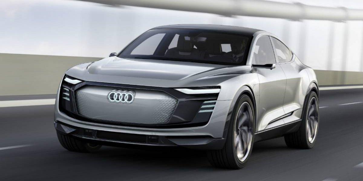 Así sería la apuesta deportiva eléctrica de Audi, el e-tron GT