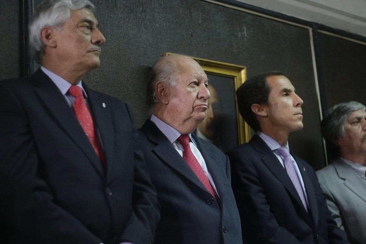 Lo que está claro es quien perdió, perdió Chile — Lagos tras elecciones