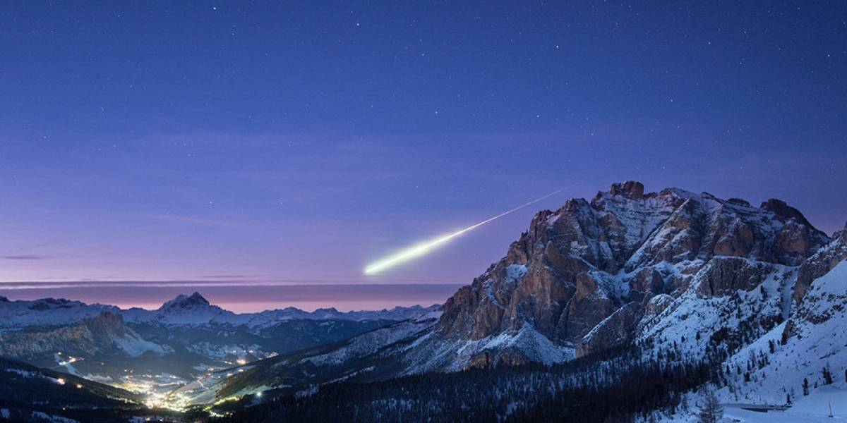 Un meteorito inmenso iluminó la noche de Brasil - Noticias de Córdoba