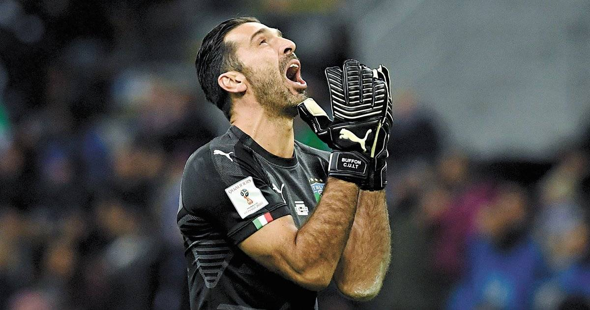 Buffon é o maior ídolo do gol italiano | Valerio Pennicino/Getty Images