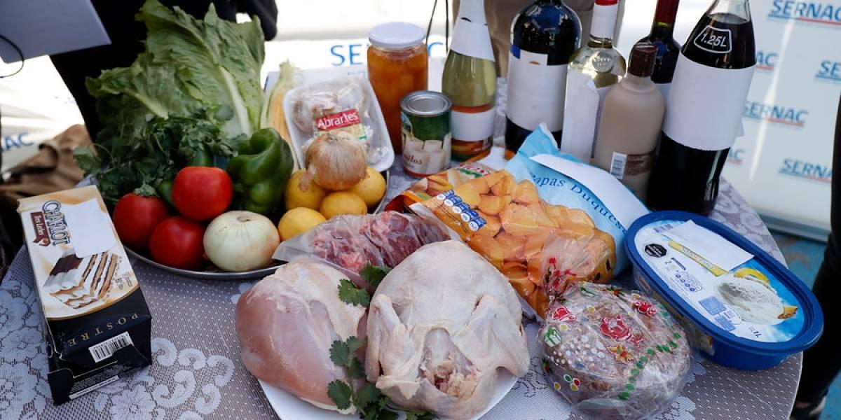 ¿Carne o pollo? Estudio revela diferencia de casi $27 mil en canastas para cena de Año Nuevo