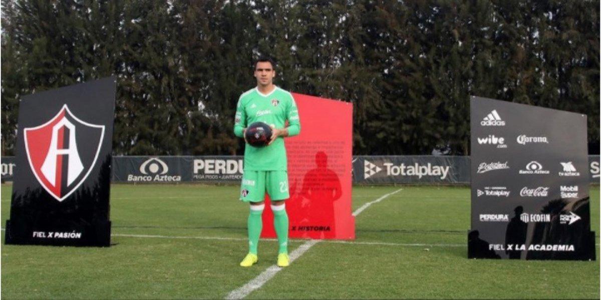 """Toselli está feliz en Atlas: """"Es un buen paso jugar en una liga más competitiva que la chilena"""""""