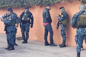 captura del supuesto narco Alex Díaz