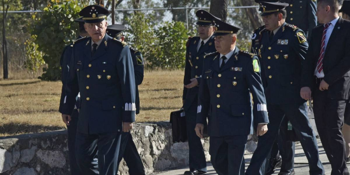 Sedena acatará fallo de Ley de Seguridad Interior: Cienfuegos