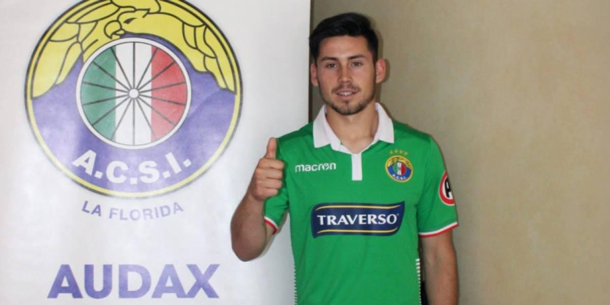 Audax Italiano se sigue potenciando con joven promesa de Temuco