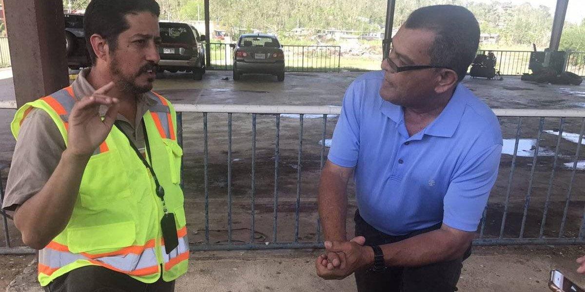 Alcalde penepé de Ciales está prendío con el gobierno por la falta de luz