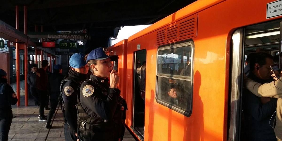 Transporte público capitalino operará con horario de día festivo