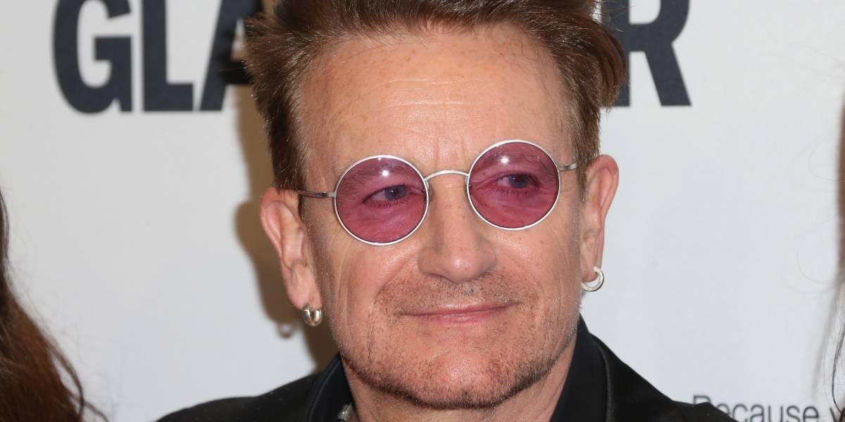 A música hoje ficou 'muito feminina', declara Bono em entrevista sobre o rock