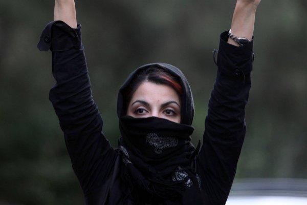 Irán, mujer