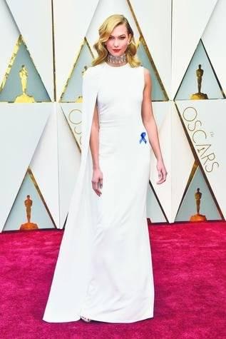 Karlie Kloss (Academy Awards)