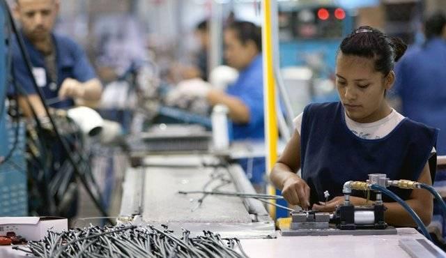 Trabajo a tiempo parcial. Foto: AFP