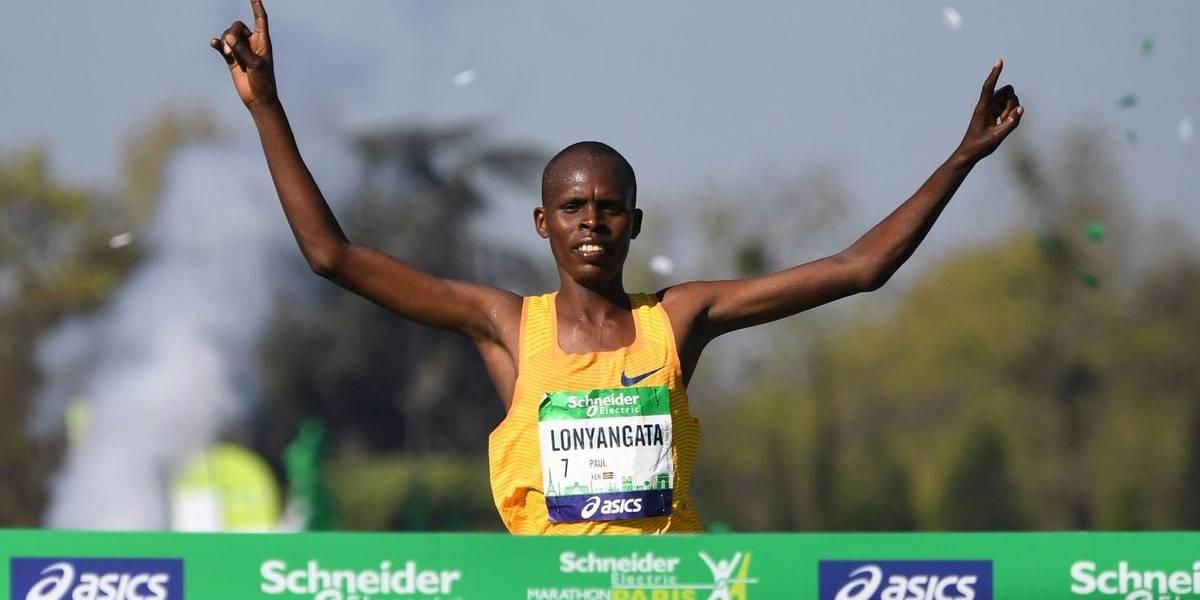 Campeão da Maratona de Paris tem presença confirmada na São Silvestre de 2017