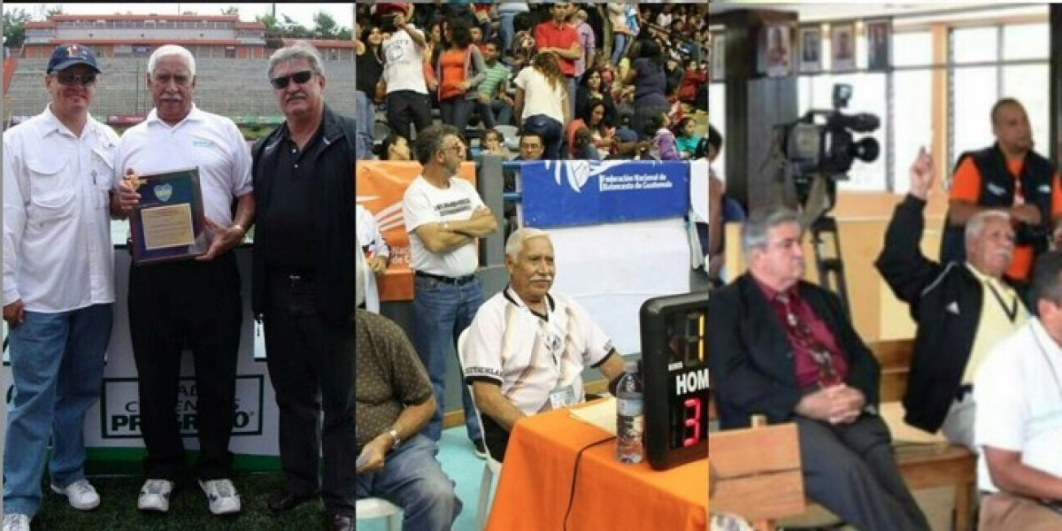 Guatemala pierde a uno de sus deportista legendarios