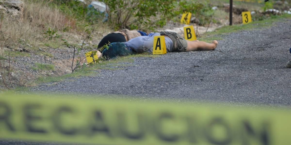 Aumenta 40% las víctimas por homicidio con arma de fuego en México
