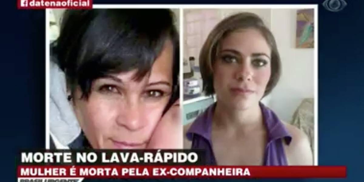 Mulher mata ex-companheira a facadas no interior de São Paulo