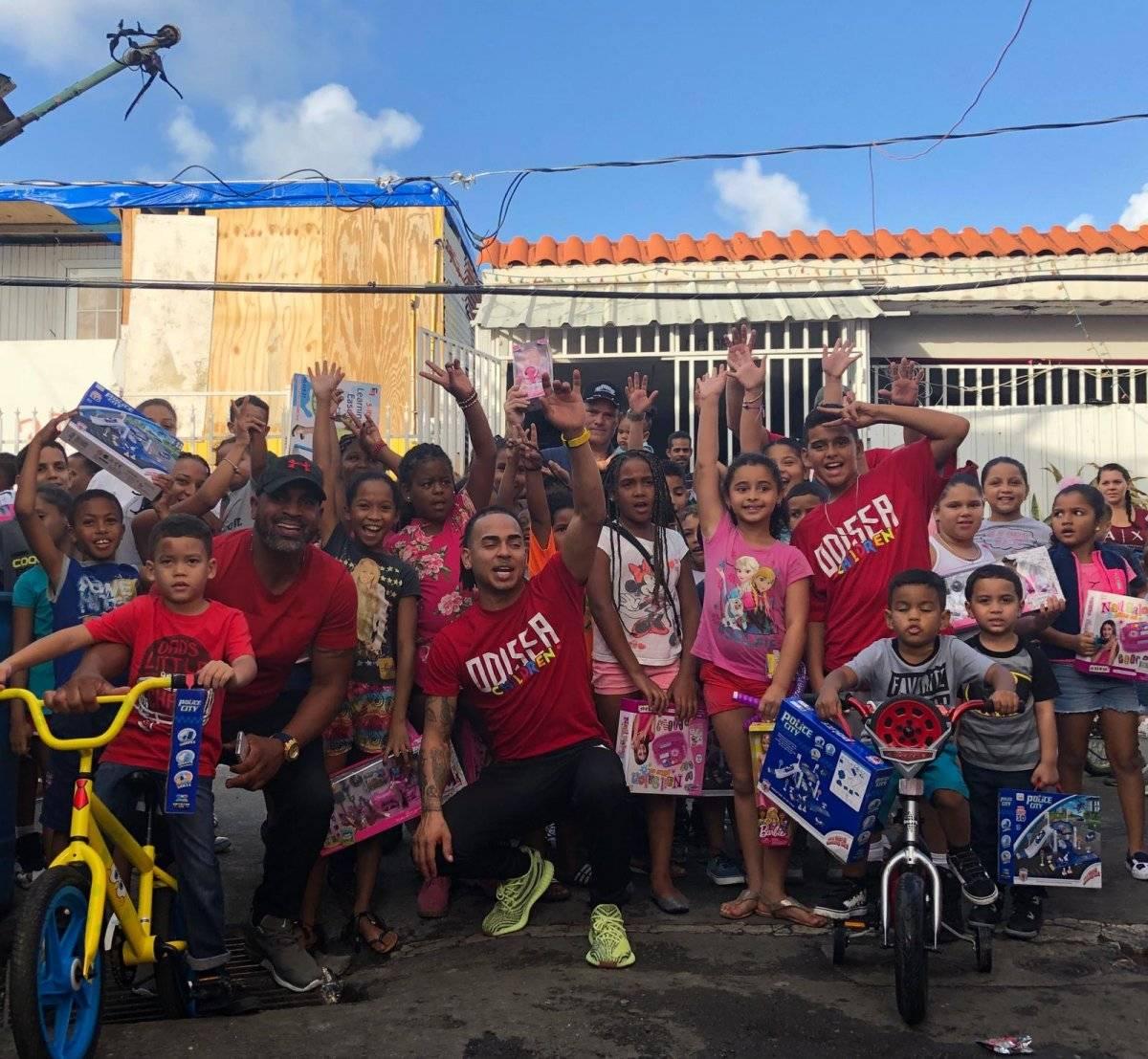 Foto: Carmen Ventura - Fundación Misiones Solo Por Amor