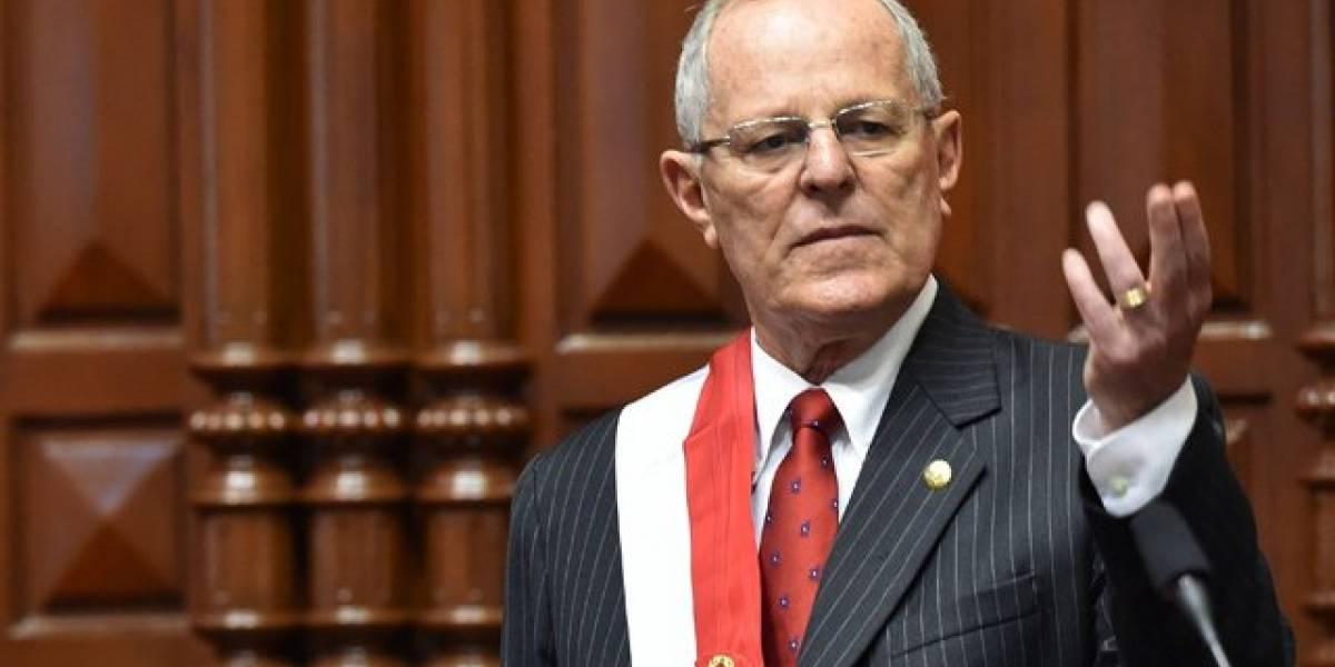 """Quiere salir de la crisis política: PPK anuncia conformación de un nuevo gabinete """"de reconciliación"""""""