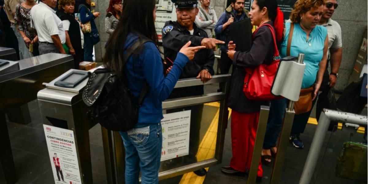 Poliforum, foco rojo en robo de celulares en el Metrobús