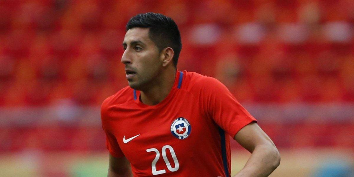 """Guillermo Maripán, único defensa central chileno titular en Europa: """"Me siento parte del recambio de la Roja"""""""